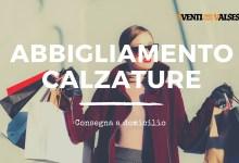 Photo of Valsesia: abbigliamento e calzature consegna domicilio