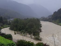 Alluvione 2020 alta Valsesia zona Scopello
