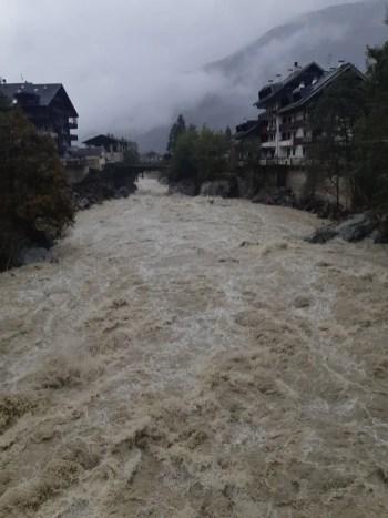 Alluvione 2020 alta Valsesia Scopello