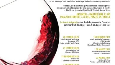 """Photo of Biella: a Palazzo Ferrero gli incontri """"Degustare l'Alto Piemonte"""""""