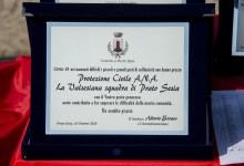 Photo of Prato Sesia: dal Sindaco, consegna di riconoscimenti per aiuti durante la pandemia