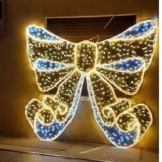 Luminarie natalizie Romagnano Sesia_1
