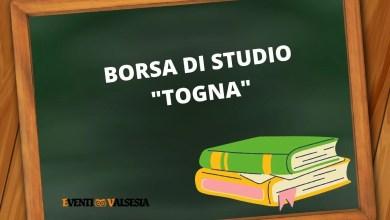 """Photo of Borsa di studio """"Togna"""" agli studenti valsesiani più meritevoli"""