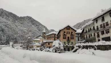Photo of Inizio d'anno coi fiocchi in Valsesia. Foto Gallery della nevicata