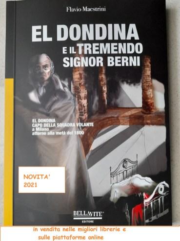 Copertina libro El Dondina