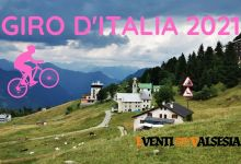 Photo of Arrivo all'Alpe di Mera per la 19^ tappa del 104° Giro d'Italia