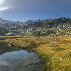 Lago in Valle Artogna