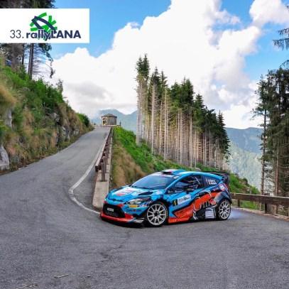 Immagini Rally Lana passate edizioni