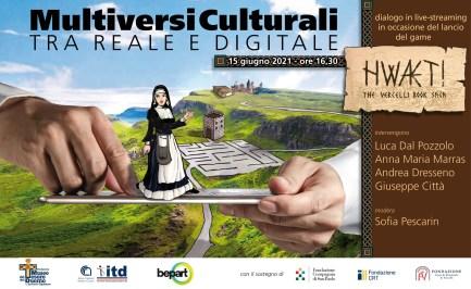 Multiversi Culturali_15 giugno live-streaming