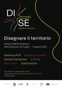 Festival dell'illustrazione DI-SE_poster
