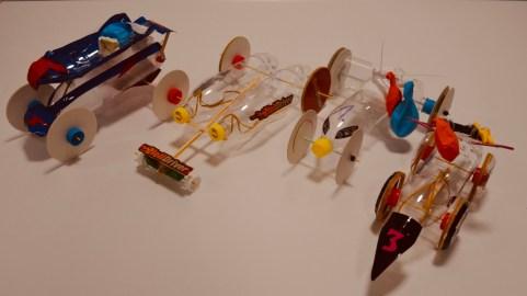 Autobau in der Eventküche (2)