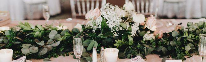 Wedding Minneapolis Event Center Reception Decor Inspiration