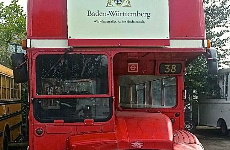 Festivaltester Promotionsfahrzeug Baden Würtemberg