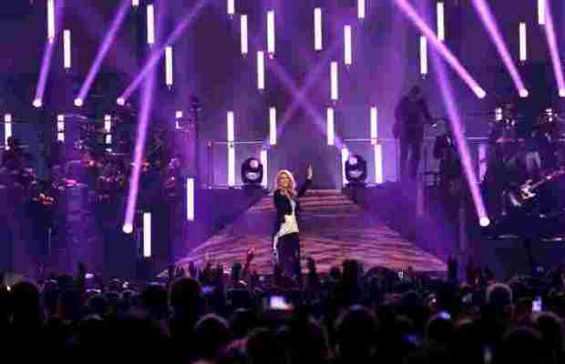 Céline Dion,Berlin,EventNews,Europa-Tournee ,Sommer,