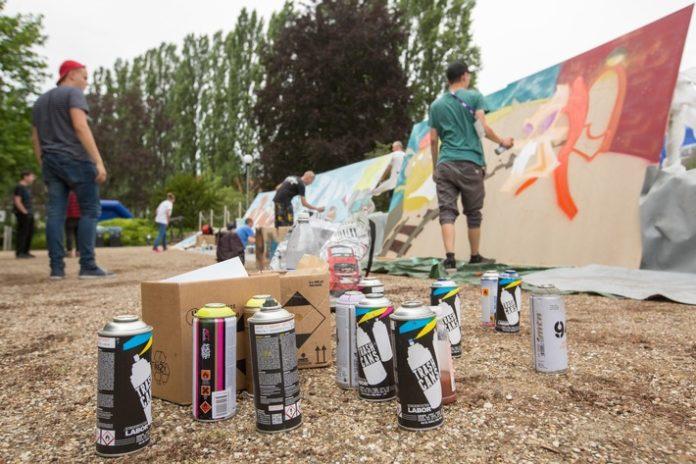 Graffiti Art,Berlin,Messe,Eventnews,YOU Summer Break