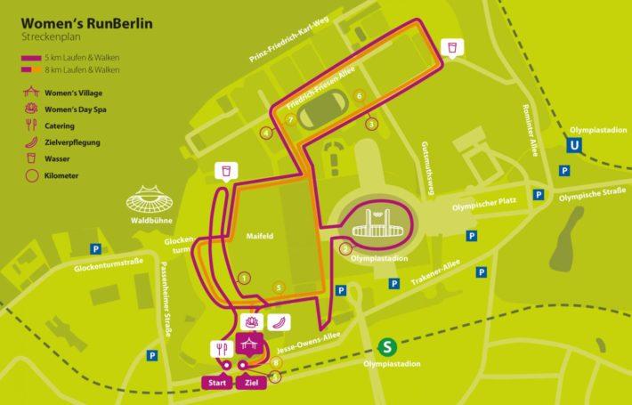 Women's Run Berlin