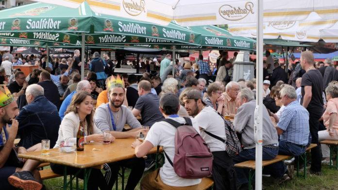 Biermeile 2018: Bierfestival mit Bieren aus aller Welt