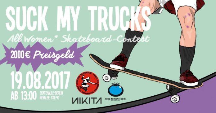 Trucks Women Skateboard Contest,Sport,Berlin