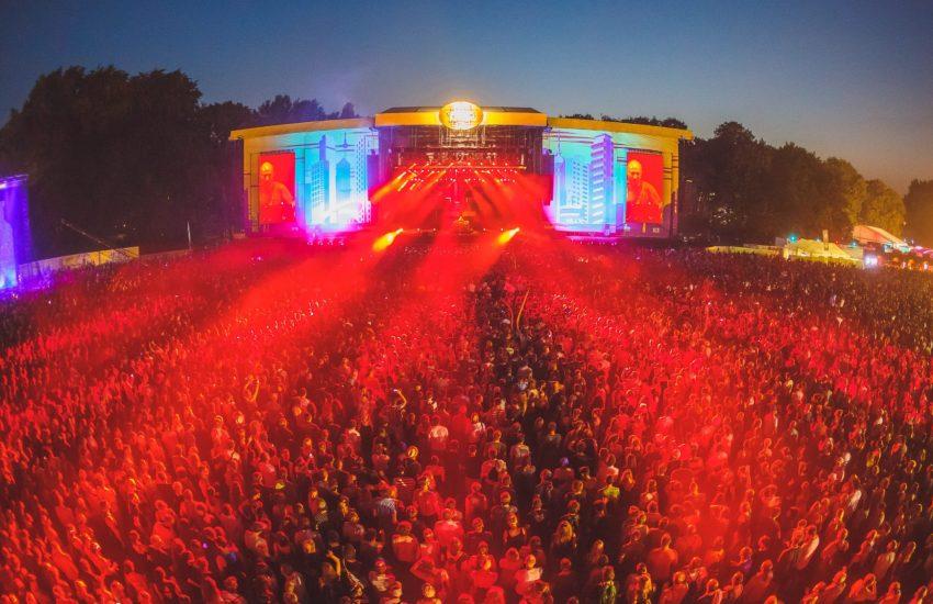 Lollapalooza Festival,Berlin,,Musik,Konzert,Unterhaltung