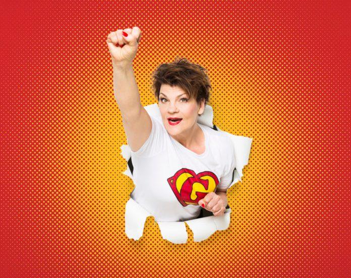 Gayle Tufts, #Superwoman,Berlin,Freizeit,Unterhaltung, Musik-Show