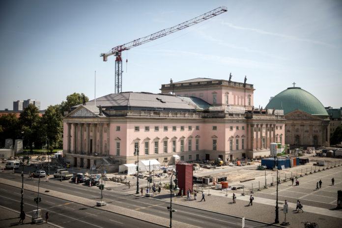 STAATSOPER UNTER DEN LINDEN,Berlin,Musik,Kunst