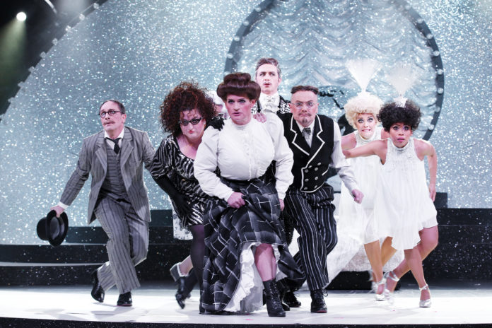 Frau Luna,Paul Lincke,TIPI AM KANZLERAMT,Berlin,Freizeit,Unterhaltung,#Operette