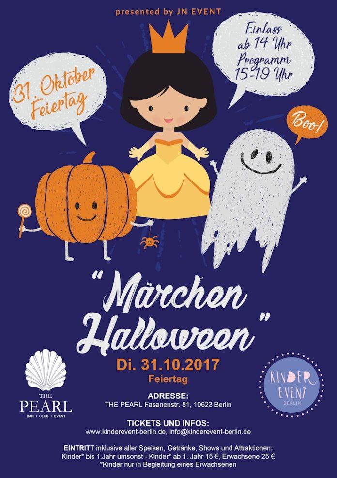 Halloween Feiertag Berlin