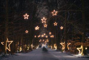 Christmas Garden, Berlin,Event,Eislaufen,Musik,Lichterfest,
