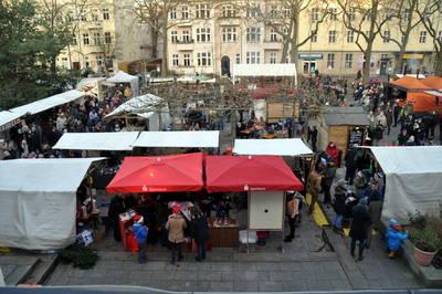 Karlshorst ,Berlin,#VisitBerlin,Weihnachtsmarkt,Freizeit,Unterhaltung,Karlshorst