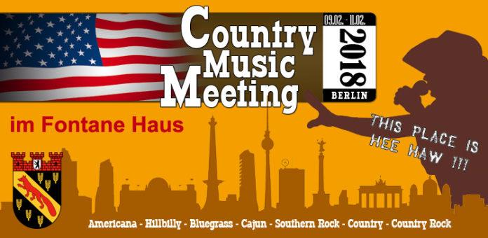 Country, Musik,News,Berlin,Event,#VisitBerlin,Fontane Haus,Freizeit,Unterhaltung