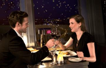 Berliner Fernsehturm ,VIP-Dinner,Essen/Trinken,Freizeit,Unterhaltung,Berlin,#VisitBerlin