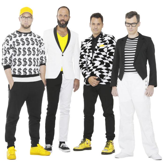 #Maybebop,Lukas Teske, Sebastian Schröder, Jan Bürger , Oliver Gies ,Musik,A cappella,Berlin,Freizeit,Unterhaltung,Sistemfeler