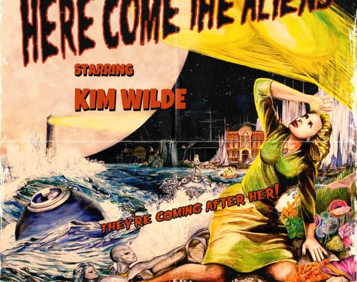 Here Come The Aliens,KIM WILDE, Musik,Unterhaltung,Berlin,#VisitBerlin