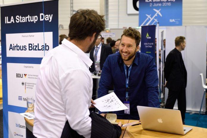 Raumfahrt, Luftverkehr, Innovationspreis, ILA, Startup-Day, Technologie, Bild, Wirtschaft, Luftfahrt, Messen, Digitalisierung, Startup, Industrie, Auszeichnung, Berlin