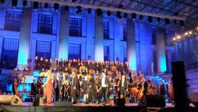 Classic Open Air 2018 ,Berlin,Musik,Freizeit,Unterhaltung,Kultur,Klassik