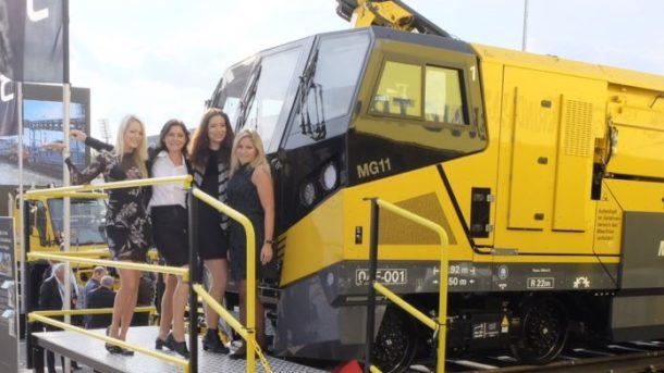 InnoTrans,,Berliner S-Bahn,Messe,Ausstellung,Berlin,VisitBerlin,Columbia,USA ,Autos,Zug , Flugzeug