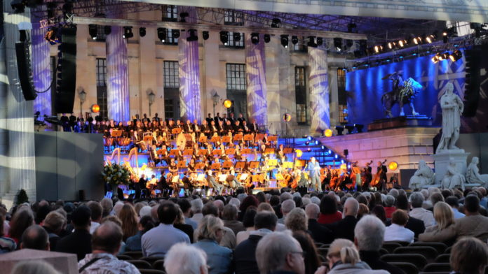 Classic Open Air, Konzert,Musik,Event,Freizeit,Unterhaltung,,Berlin,Nessun dorma, Die italienische Operngala,Kultur