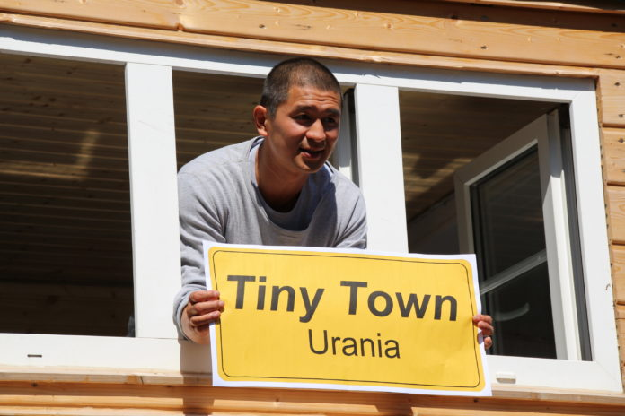Tiny Town Urania,Tiny House Festival , Urania ,Tiny Houses, Street Food,Berlin,Freizeit,Unterhaltung,Event,#VisitBerlin