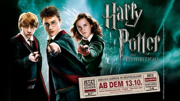 HARRY POTTER™, THE EXHIBITION ,Ausstellung,POTSDAM,Oliver Phelps ,James Phelps ,Filmpark Babelsberg ,#EventNews