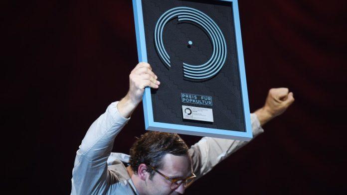 Musik,Berlin,#VisitBerlin,#EventNews,Auszeichnung,Preis für Popkultur