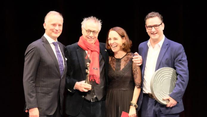 Dieter Kosslick, Berlin,Kulturmarken-Award ,Auszeicnung,#EventNews,#VisitBerlin,Nachrichten,News,Presse,Aktuelles