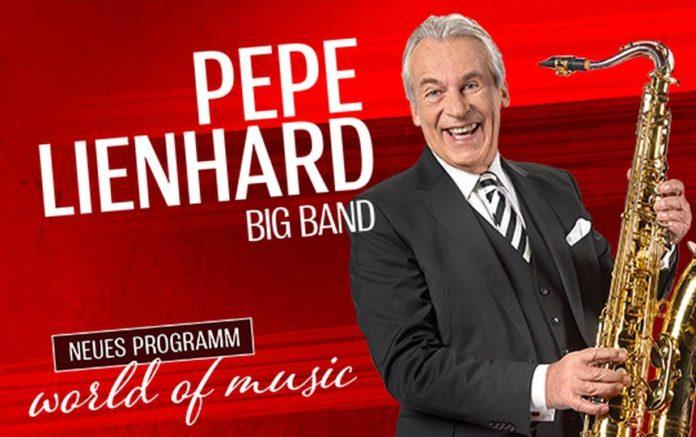 Die Pepe Lienhard Big Band ,World of Music,Berlin,Musik;konzert,#Event,#EventNews,#VisitBerlin,Freizeit,Unterhaltung