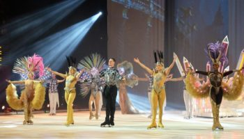 HOLIDAY ON ICE ,ATLANTIS,Berlin,Freizeit,Unterhaltung,Aljona Savchenko,Bruno Massot ,#EventNews,#VisitBerlin,#Berlin