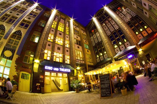 Berlin,Kultur,CHAMÄLEON Theater