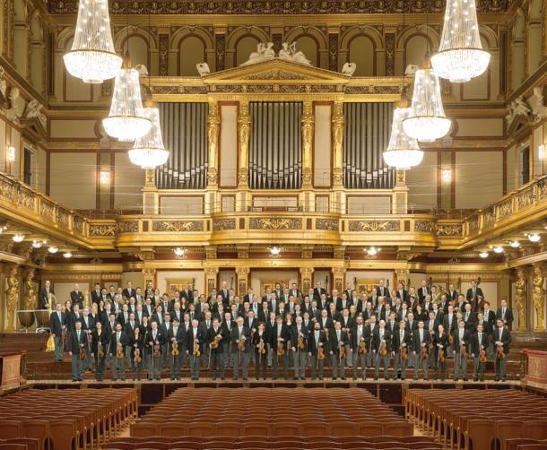 Berliner Dom ,Wiener Philharmoniker,Berlin