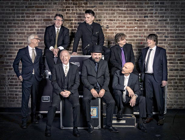 Berlin,Konzert,King Crimson
