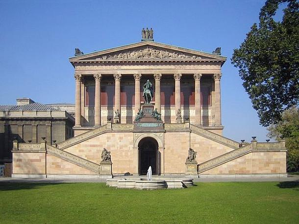 Nationalgalerie,Berlin,Ausstellung