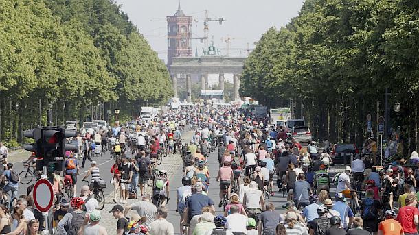 Fahrradsternfahrt,Radler,Fahrradfahrer,#EventNews
