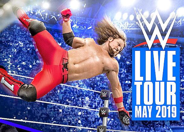 Die Stars von WWE Live kommen nach Berlin
