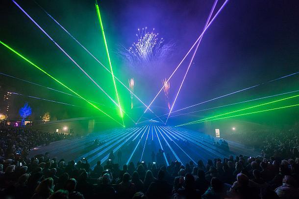 Showlights: Strahlende Gärten der Welt zum Festival of Lights